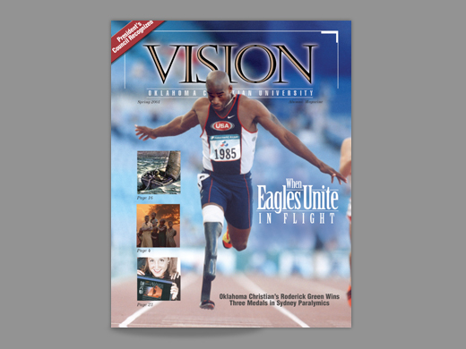 Oklahoma Christian University: VISION Magazine